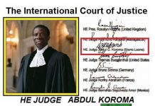 DAY 5th ABDUL KOROMA FROM SIRERA LEONE SIGNED IN 2007 THE JURISDICTION OF THE INTERNATIONAL COURT OF JUSTICE OF THE ACCOUNTS WITH THE LARGE AMOUNTS IN USD USD AND THE 198 THIRD COUNTRIES OF THE ECONOMIC CONDITION BRETTON WOODS AGREEMENT WHERE YOUR COUNTRY HAS GREEN HUGE AMOUNTS...!!! global trusts